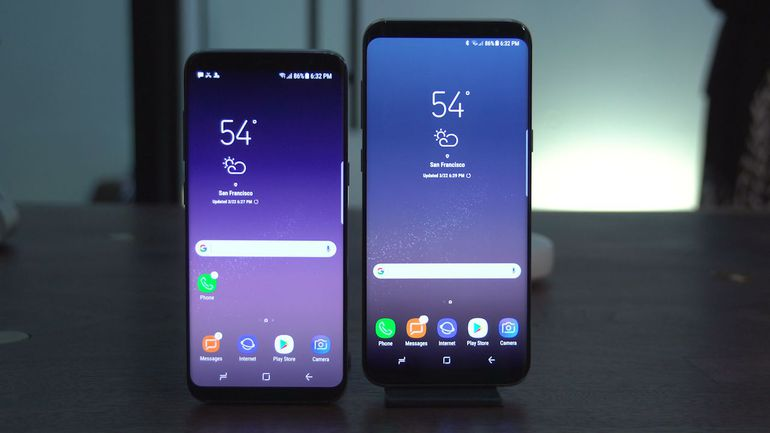 samsung launches galaxy s8 mobile