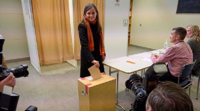 Iceland elections