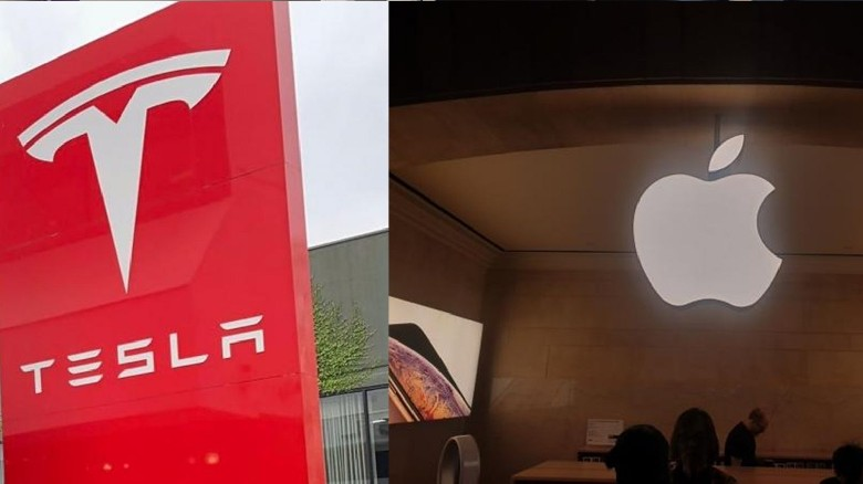 Tesla and Apple in India